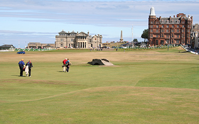 SCOTTISH GOLF TOURS