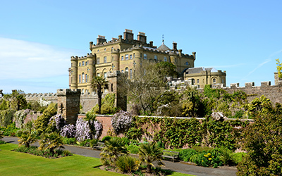 BURNS COUNTRY, CULZEAN CASTLE & THE AYRSHIRE COAST