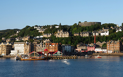 OBAN, WEST HIGHLANDS, GLENCOE